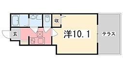 東二見駅 4.9万円