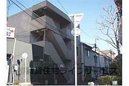ソレーユー藤井[302号室]の外観