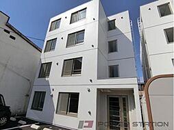 Hyatt恵庭(ハイアットエニワ)[3階]の外観