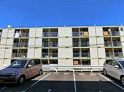 ヴィレッジハウス加賀田 2号棟[1階]の外観
