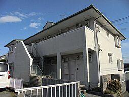奈良県奈良市神功5丁目の賃貸アパートの外観