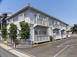 コーポアキヤマ[105号室]の外観