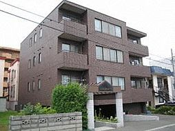 北海道札幌市西区山の手一条2丁目の賃貸マンションの外観