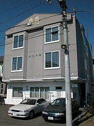 サンホームマンション16番館[3階]の外観