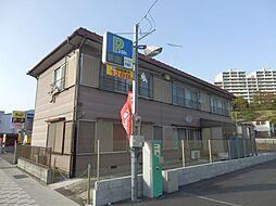 ハイツ姫田[1階]の外観