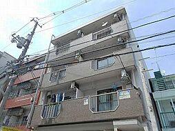 広島県広島市中区白島中町の賃貸マンションの外観