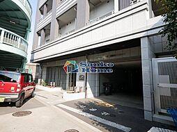 プレール・ドゥーク東京EAST IV RiverSide[10階]の外観