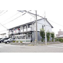 サンパーク美田[102号室]の外観