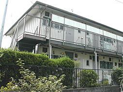 中山アパート7号館[2階]の外観
