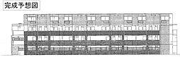 仮)ライルEX播磨田町マンション[3階]の外観