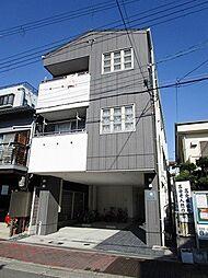 大阪府大阪市都島区御幸町2丁目の賃貸マンションの外観