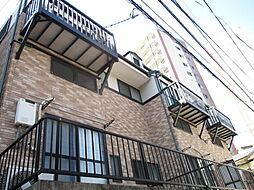 長崎県長崎市丸山町の賃貸アパートの外観