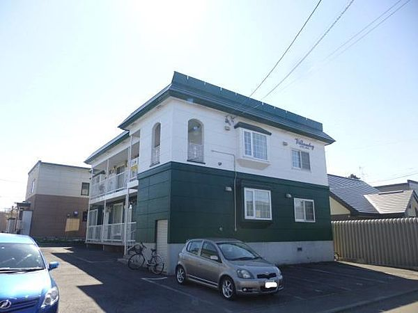 ビランドリーA 1階の賃貸【北海道 / 旭川市】