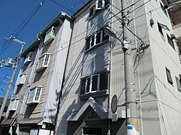 ライフイン住之江C棟[202号室]の外観