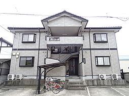 ニューふじコーポ[102号室]の外観