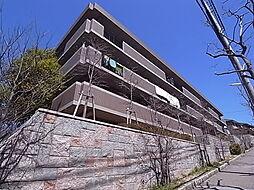 兵庫県神戸市垂水区清玄町の賃貸マンションの外観