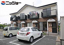 [タウンハウス] 愛知県清須市土田郷下切 の賃貸【/】の外観