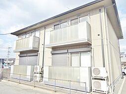 広島県福山市草戸町1の賃貸アパートの外観