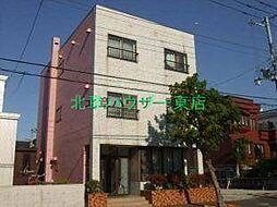 北海道札幌市東区苗穂町4丁目の賃貸マンションの外観
