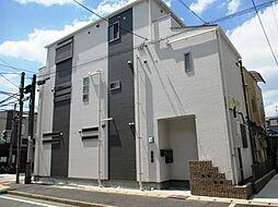 兵庫県尼崎市西難波町4丁目の賃貸アパートの外観