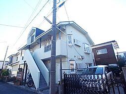 プリンスコーポNISHIYAMA[2階]の外観