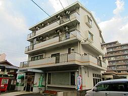 金鶏郵便局ビル[4階]の外観