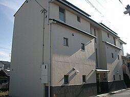 リバーサイド伏見[2階]の外観