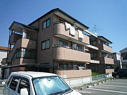 大阪府高槻市下田部町2丁目の賃貸マンションの外観