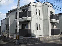 クレフラスト香椎駅東2A棟[203号室]の外観