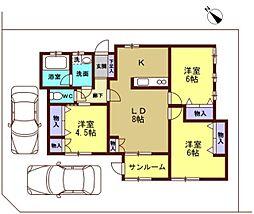[一戸建] 石川県金沢市笠舞2丁目 の賃貸【/】の外観