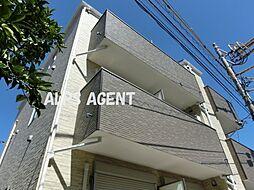 神奈川県横浜市保土ケ谷区東川島町の賃貸アパートの外観