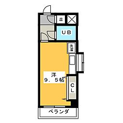 HOUSE 31[4階]の間取り