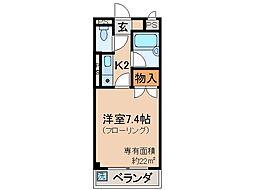 JR藤森駅 4.3万円