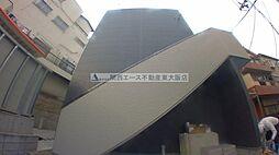 cachette noire(カシェットノアール)[2階]の外観