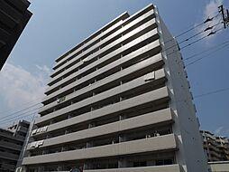 ビュークレスト折立[4階]の外観