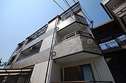 大阪府箕面市小野原東2丁目の賃貸マンションの外観