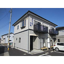 [テラスハウス] 長野県松本市寿北3丁目 の賃貸【/】の外観
