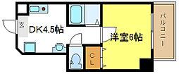 長原駅 3.8万円