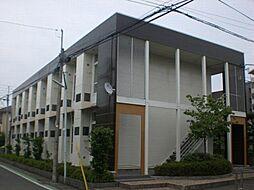 埼玉県さいたま市北区大成町の賃貸アパートの外観