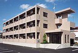 栃木県宇都宮市雀の宮2丁目の賃貸マンションの外観