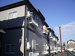 カーサカルテットD[2階]の外観