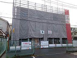 東花園駅徒歩7分 新築アパート サウス・ラポール[101号室]の外観