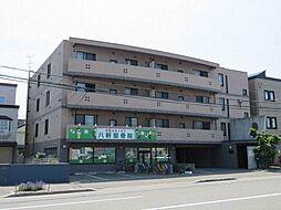 サイレンス八軒アネックス[3階]の外観