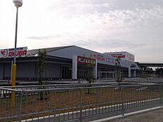スーパーセンターオークワ富雄中町店