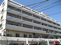 神奈川県横浜市緑区台村町の賃貸マンションの外観
