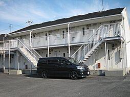 大阪府泉南郡熊取町小垣内4丁目の賃貸アパートの外観