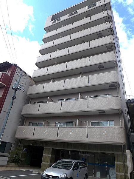 サニーコート 2階の賃貸【広島県 / 広島市南区】