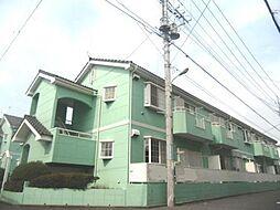 アバンサールプリモA・B[1階]の外観
