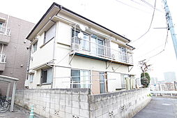 東京都板橋区西台1丁目の賃貸アパートの外観