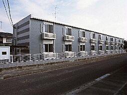 レオパレスメルベーユ[109号室]の外観